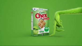 Corn Chex TV Spot, 'Holidays: The Grinch'