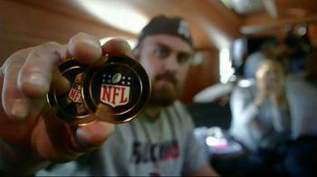 NFL TV Spot, 'Salute to Service: 2018 USO Tour' Featuring Ben Garland - Thumbnail 3
