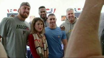 NFL TV Spot, 'Salute to Service: 2018 USO Tour' Featuring Ben Garland - Thumbnail 8