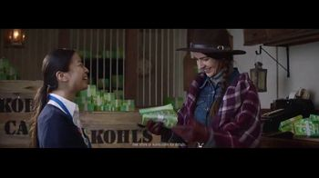Kohl's TV Spot, 'Get Rewarded for the Gifts You Give This Holiday Season'