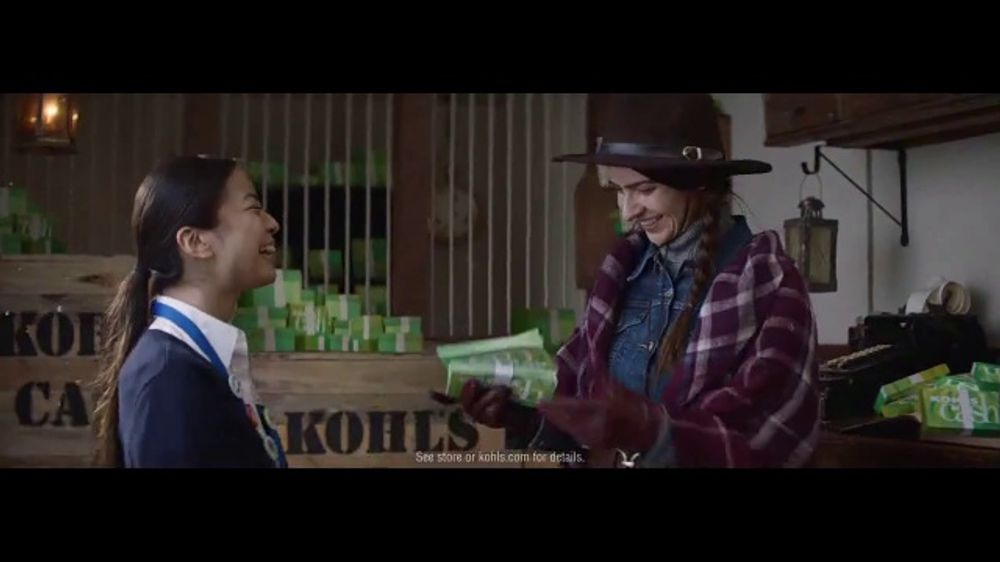 Kohl's TV Commercial, 'Get Rewarded for the Gifts You Give This Holiday Season'