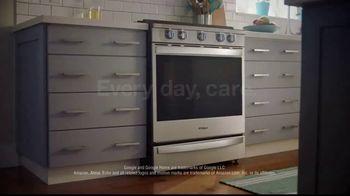 Whirlpool Smart Range TV Spot, 'Voice Control Appliance' - Thumbnail 10