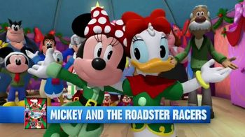 Disney Junior Holiday Home Entertainment TV Spot