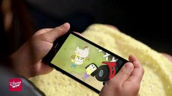 DisneyNOW App TV Spot, 'Brings the Magic' - Thumbnail 7