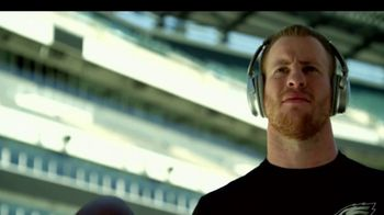 Bose TV Spot, 'Great Focus' Featuring Aaron Rodgers, Russell Wilson, Carson Wentz - Thumbnail 5