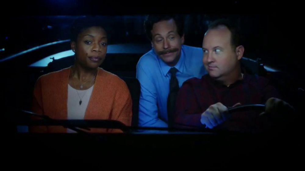 Sylvania Silverstar Ultra TV Commercial, 'Driving Dark Roads'