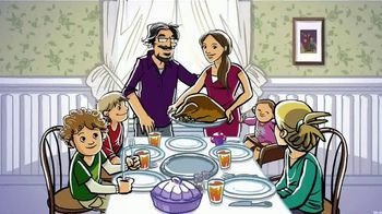Boch Family Foundation TV Spot, 'Thanksgiving'