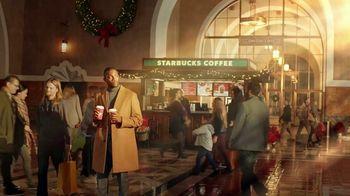 Starbucks Caramel Brulée Latte TV Spot, 'Holidays: Reunited' Song by Le Bon