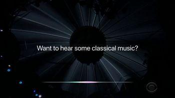 Apple iPhone Siri TV Spot, 'CBS: Classical Music'