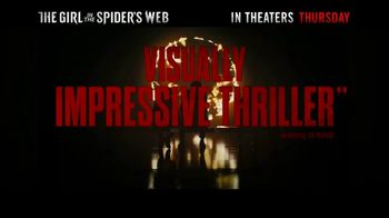 The Girl in the Spider's Web - Alternate Trailer 22