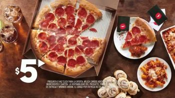 Pizza Hut $5 Lineup TV Spot, 'Cuando la vida te pide pizza' [Spanish] - Thumbnail 5