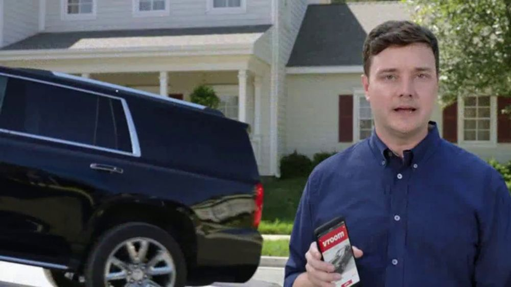 Vroom Com Tv Commercial So Easy Ispot Tv