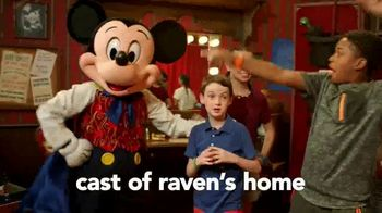 Walt Disney World TV Spot, 'D Style Freestyle: Mickey Style' Featuring Isaac Brown, Jason Maybaum, Navia Robinson, Sky Katz - Thumbnail 2