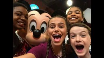 Walt Disney World TV Spot, 'D Style Freestyle: Mickey Style' Featuring Isaac Brown, Jason Maybaum, Navia Robinson, Sky Katz