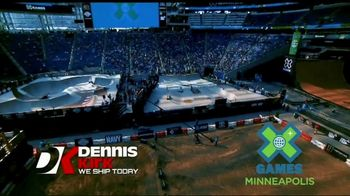 Dennis Kirk TV Spot, 'Dennis Kirk Welcomes the X Games!'