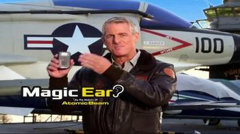Atomic Beam Magic Ear TV Spot, 'Super Hearing' Featuring Hunter Ellis - 2900 commercial airings