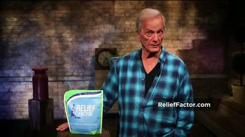 Relief Factor TV Spot, 'Skeptical' Featuring Pat Boone - 8 commercial airings