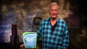 Relief Factor TV Spot, 'Skeptical' Featuring Pat Boone - Thumbnail 1