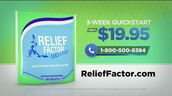 Relief Factor TV Spot, 'Skeptical' Featuring Pat Boone - Thumbnail 9