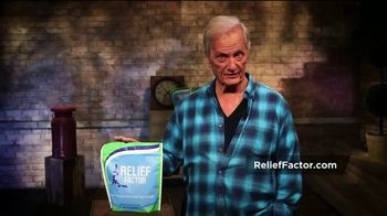 Relief Factor TV Spot, 'Skeptical' Featuring Pat Boone - Thumbnail 3