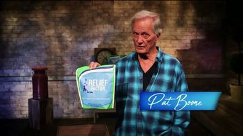 Relief Factor TV Spot, 'Skeptical' Featuring Pat Boone - Thumbnail 4
