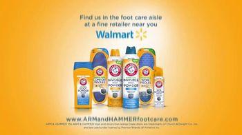 Arm & Hammer Foot Care Invisible Spray Foot Powder TV Spot, 'Don't Be John' - Thumbnail 10