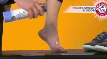 Arm & Hammer Foot Care Invisible Spray Foot Powder TV Spot, 'Don't Be John' - Thumbnail 7