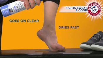 Arm & Hammer Foot Care Invisible Spray Foot Powder TV Spot, 'Don't Be John' - Thumbnail 8