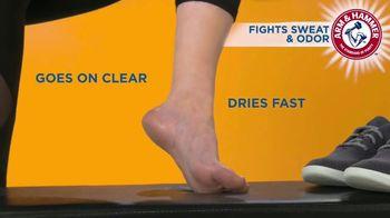 Arm & Hammer Foot Care Invisible Spray Foot Powder TV Spot, 'Don't Be John' - Thumbnail 9