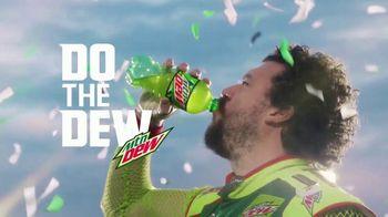 Mountain Dew TV Spot, 'Dewey Rider: Confetti' Featuring Danny McBride