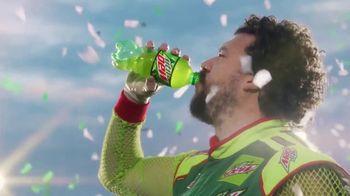 Mountain Dew TV Spot, 'Dewey Rider: Confetti' Featuring Danny McBride - Thumbnail 5