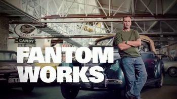 Motor Trend OnDemand TV Spot, 'FantomWorks: Dan Short' - Thumbnail 3