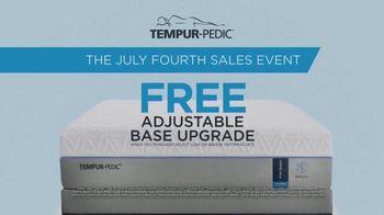 Tempur-Pedic July Fourth Sales Event TV Spot, 'Head-Clearing Sleep' - Thumbnail 3