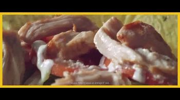 Subway Savory Rotisserie-Style Chicken Caesar Wrap TV Spot, 'Packed' - Thumbnail 7