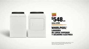 The Home Depot Red, White & Blue Savings TV Spot, 'Más funciones' [Spanish] - Thumbnail 9