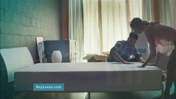 Leesa July 4th Mattress Sale TV Spot, 'Dangerously Comfortable' - Thumbnail 3