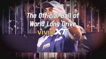 Volvik VIVID XT TV Spot, 'World Long Drive: Official Ball' - Thumbnail 4