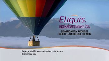 ELIQUIS TV Spot, \'What\'s Next?\'