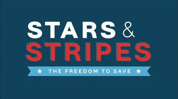 Ashley HomeStore Stars & Stripes TV Spot, 'Doorbusters: Sofa and Loveseat' - Thumbnail 2