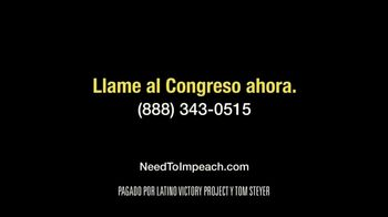 Tom Steyer TV Spot, 'Ponle fin a esta crueldad' [Spanish] - Thumbnail 5
