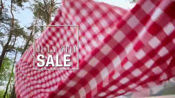 Macy's July 4th Sale TV Spot, 'Specials for the Home' Song by Brenton Wood - Thumbnail 2