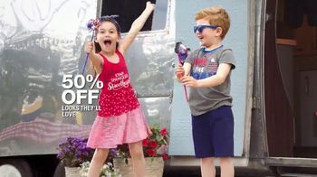 Macy's July 4th Sale TV Spot, 'Specials for the Home' Song by Brenton Wood - Thumbnail 4