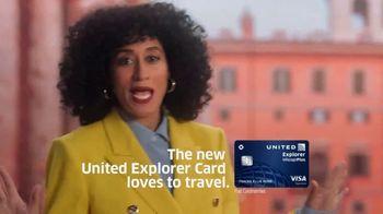 United Explorer Card TV Spot, 'I Love Travel' Featuring Tracee Ellis Ross - Thumbnail 2
