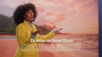 United Explorer Card TV Spot, 'I Love Travel' Featuring Tracee Ellis Ross - 139 commercial airings