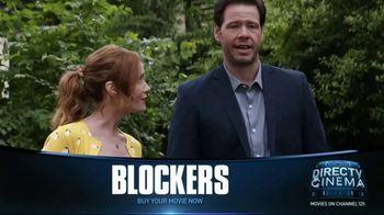 DIRECTV Cinema TV Spot, 'Blockers' - Thumbnail 1