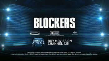 DIRECTV Cinema TV Spot, 'Blockers' - Thumbnail 10