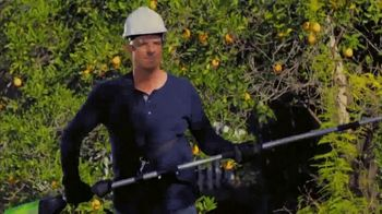GreenWorks Pro 60V 10-Inch 9-Foot Pole Saw TV Spot, 'Ever-Evolving' - Thumbnail 2