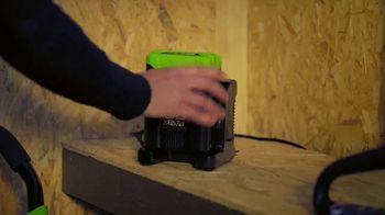 GreenWorks Pro 60V 10-Inch 9-Foot Pole Saw TV Spot, 'Ever-Evolving' - Thumbnail 5