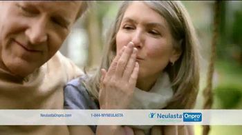 Neulasta Onpro TV Spot, 'The Day After Chemo' - Thumbnail 10