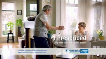 Neulasta Onpro TV Spot, 'The Day After Chemo' - Thumbnail 5